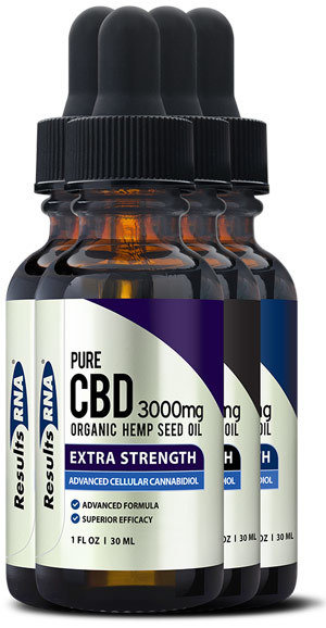 CBD Oil Extra Strength
