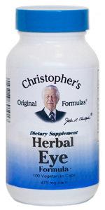 Herbal Eye Formula 100ct