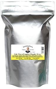 Calc Tea w/Comfrey Powder 16oz