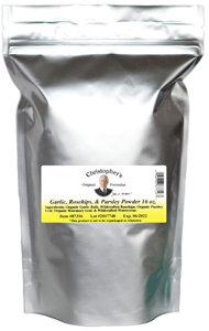 Garlic Rosehips & Parsley Powder 16oz