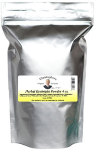 Herbal Eye Formula Powder 4oz