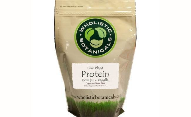 Vanilla Protein Drink  Powder - 1 lb.