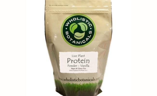 Vanilla Protein Drink