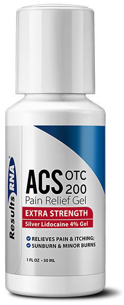 ACS Pain Relief Gel