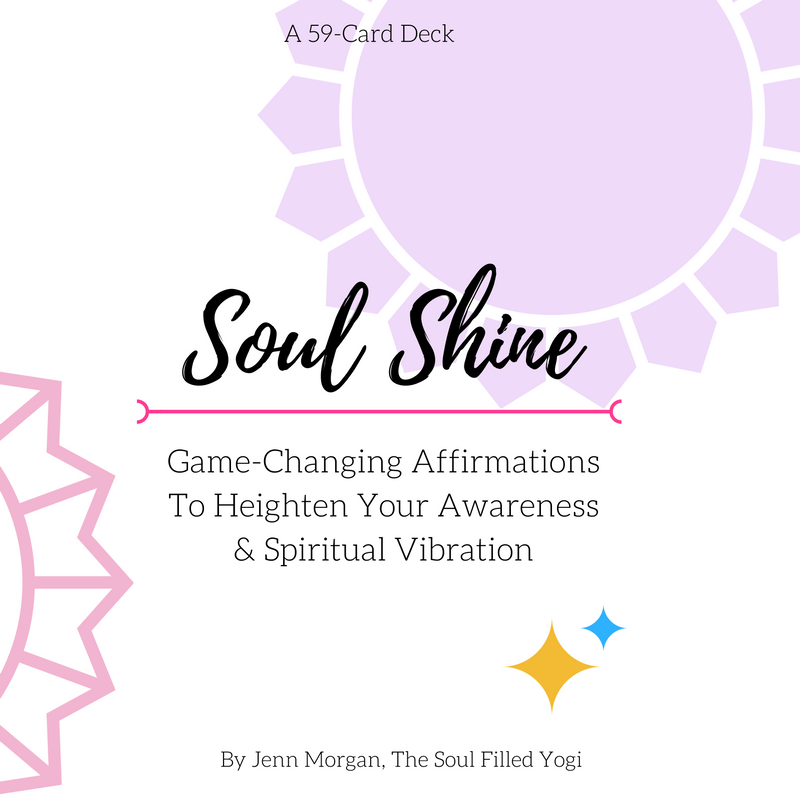 Soul Shine Affirmation Card Deck