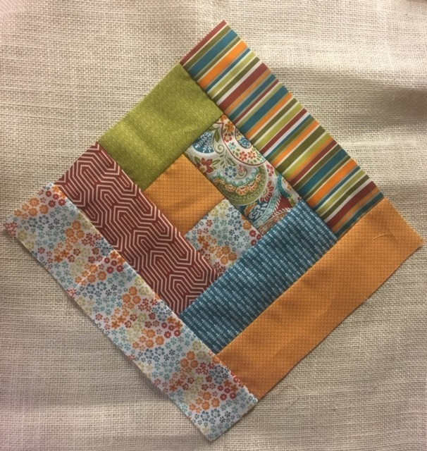 Intro to Quilting - 2 Hour Class- Thursday - July 25 -   6:00-8:00 pm