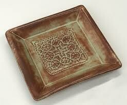 Pottery trays, Hand building with clay - DECEMBER 14TH , 2019 from 9 am - noon