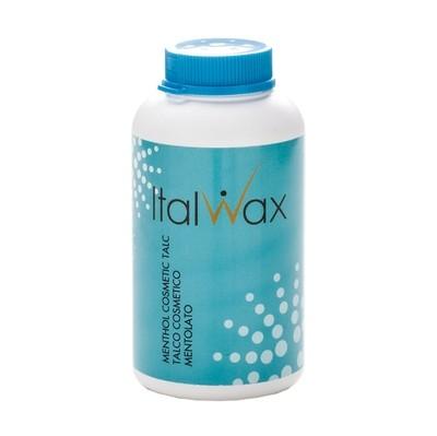 WhiteLine - ITALWAX Тальк косметический с ментолом, 150мл