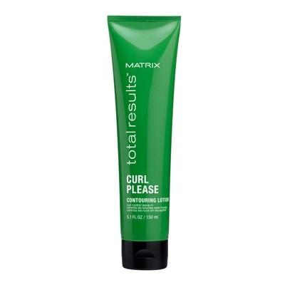 Лосьон MATRIX Total Results Curl Please для вьющихся волос несмываемый, 150 мл