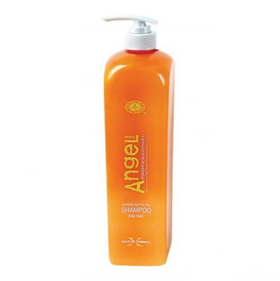 Шампунь для жирных волос Angel Professional, 1000мл