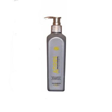 Шампунь, придающий серебристый оттенок обесцвеченным, блондированным и седым волосам Angel Professional, 250мл