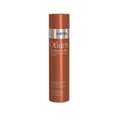 Деликатный шампунь для окрашенных волос ESTEL OTIUM COLOR LIFE, 250мл