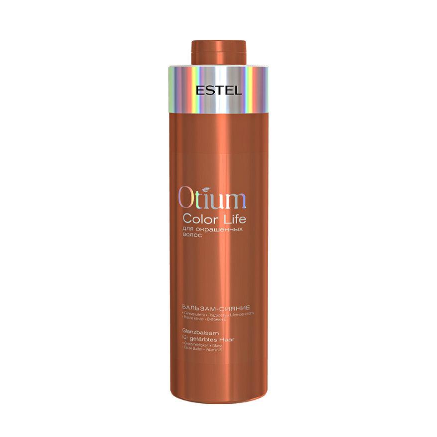 Бальзам-сияние для окрашенных волос ESTEL OTIUM COLOR LIFE, 1000мл