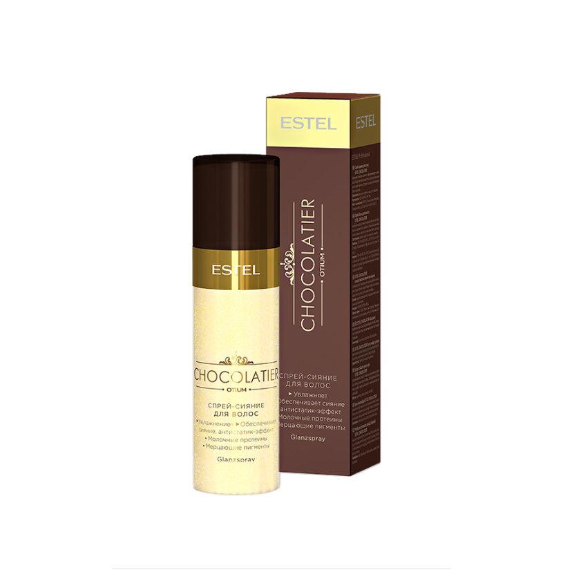 Спрей-сияние для волос ESTEL CHOCOLATIER, 100мл