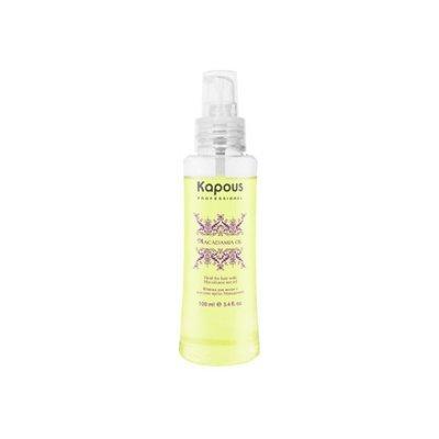 Kapous Флюид для волос Macadamia Oil   100мл.