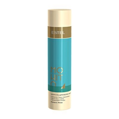 Шампунь для волос Мята ESTEL MOHITO, 250мл
