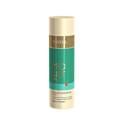 Бальзам для волос Лайм ESTEL MOHITO, 200мл