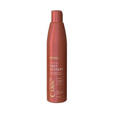 Шампунь Поддержание цвета для окрашенных волос ESTEL CUREX COLOR SAVE 300мл