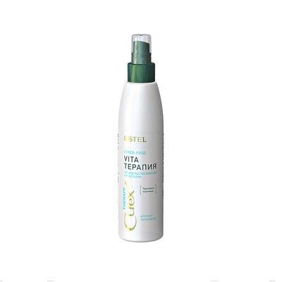 Спрей-уход Облегчение расчесывания для всех типов волос ESTEL CUREX THERAPY, 200мл