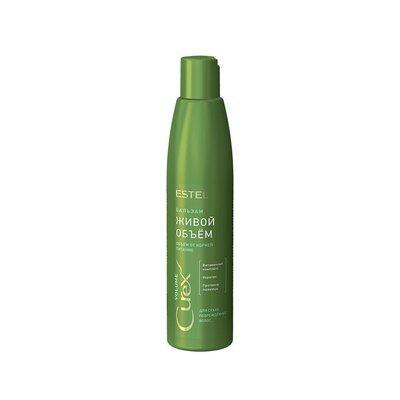 Бальзам Придание объема для сухих волос ESTEL CUREX VOLUME, 250мл