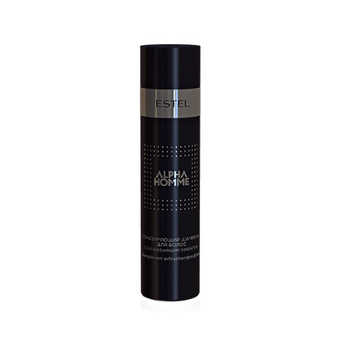 Тонизирующий шампунь с охлаждающим эффектом ESTEL ALPHA HOMME, 250мл