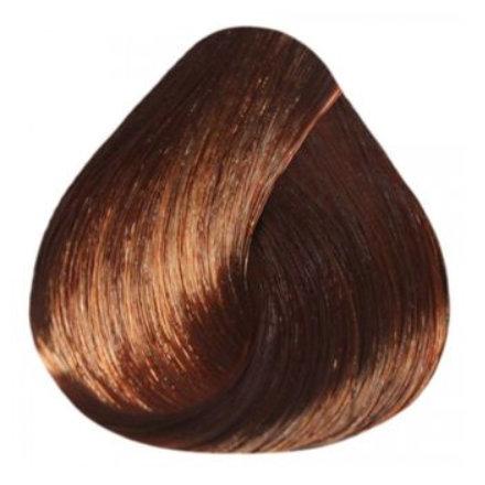 Краска для волос ESTEL De Luxe 6/40 Темно-русый медный для седины