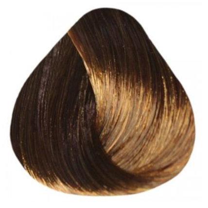 Краска для волос ESTEL De Luxe Silver 6/74 Темно-русый коричнево-медный, 60мл