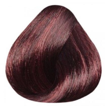Краска для волос ESTEL De Luxe Silver 6/56 Темно-русый красно-фиолетовый, 60мл