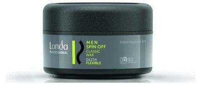 Воск нормальной фиксации Londa Professional SPIN OFF для волос, 75 мл