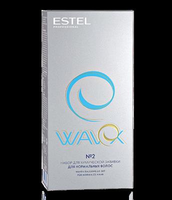 Набор для химической завивки для нормальных волос ESTEL WAVEX
