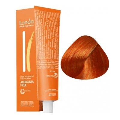 Крем-краска Londa Color интенсивное тонирование для волос 0/34 золотисто-медный микстон, 60мл