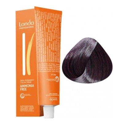 Крем-краска Londa Color интенсивное тонирование для волос 0/68 фиолетово-синий микстон, 60мл