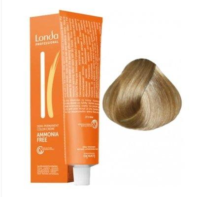 Крем-краска Londa Color интенсивное тонирование для волос 10/73 Яркий блонд коричнево-золотистый, 60мл