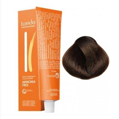 Крем-краска Londa Color интенсивное тонирование для волос 7/0 Блонд, 60мл