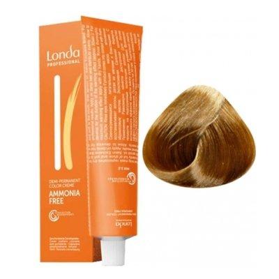 Крем-краска Londa Color интенсивное тонирование для волос 8/0 Светлый блонд, 60мл
