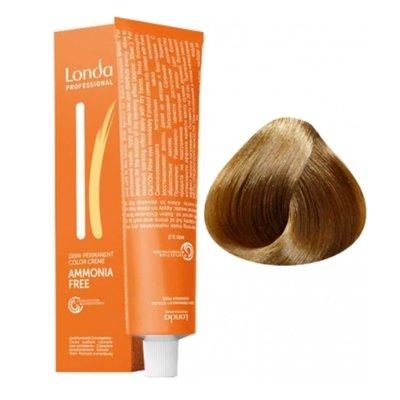 Крем-краска Londa Color интенсивное тонирование для волос 8/71 Светлый блонд коричнево-пепельный, 60мл