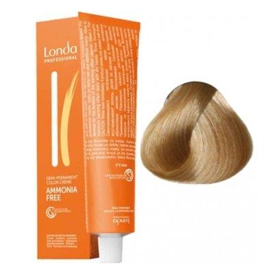 Крем-краска Londa Color интенсивное тонирование для волос 9/73 Очень светлый блонд коричнево-золотистый, 60мл