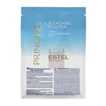 Обесцвечивающая пудра для волос  ESTEL PRINCESS ESSEX, 30гр