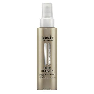 Средство Londa Professional Fiber Infusion для глубокого восстановления волос, 100мл