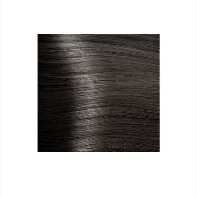 Крем-краска для волос KAPOUS HYALURONIC ACID 6.18 темный блондин лакричный 100мл.