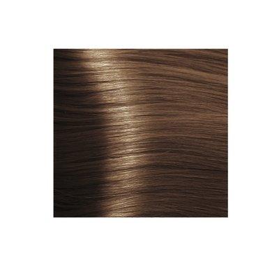 Крем-краска для волос KAPOUS HYALURONIC ACID 6.3 темный блондин золотистый 100мл.