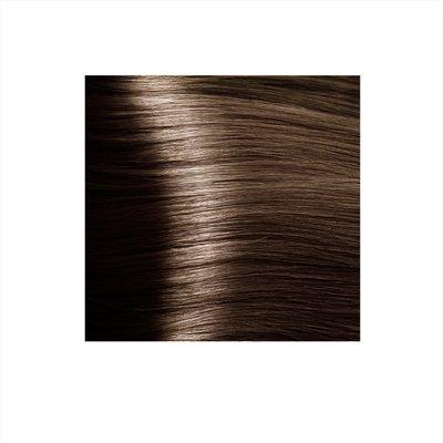 Крем-краска для волос KAPOUS HYALURONIC ACID 6.31 темный блондин золотистый бежевый 100мл.