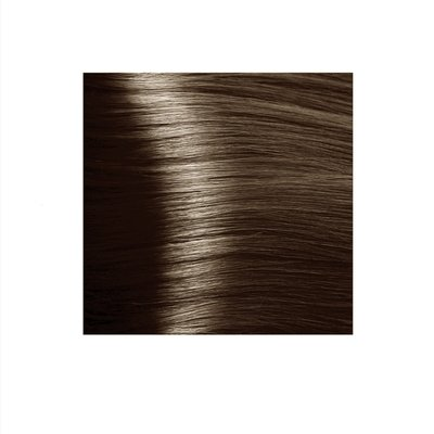 Крем-краска для волос KAPOUS HYALURONIC ACID  7.0 блондин 100мл.