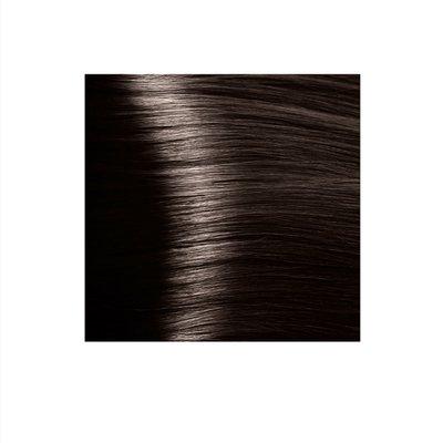 Крем-краска для волос KAPOUS HYALURONIC ACID 5.0 светлый-коричневый 100мл.