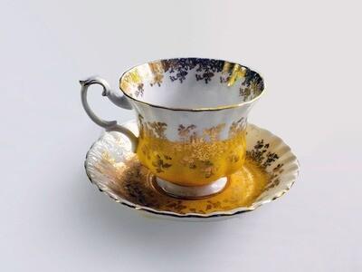 English Tea Cup by Royal Albert