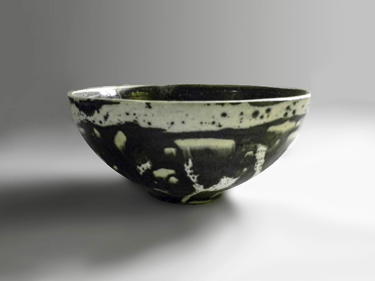 Bowl, Early Mid-century, One of a Kind