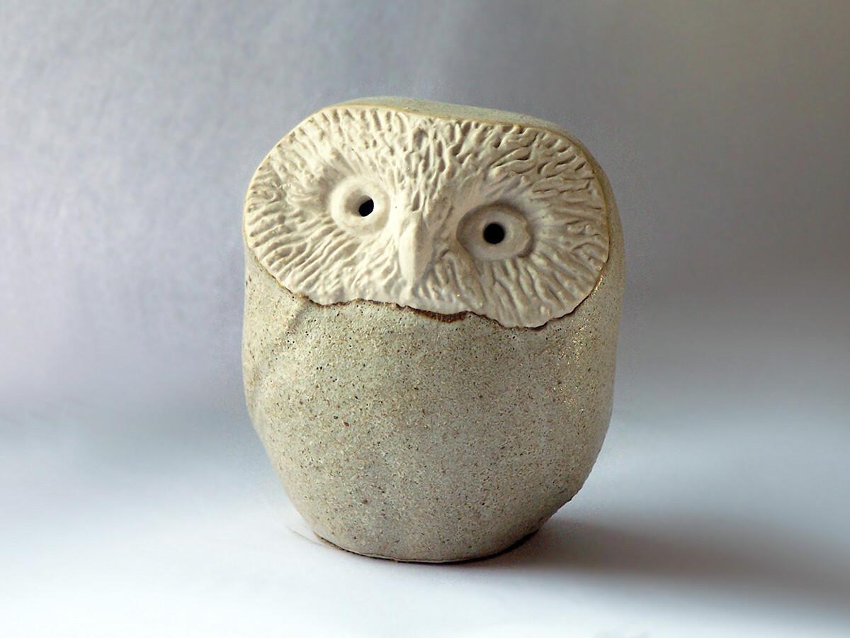 Saw Whet Owl Vintage Craft Prototype