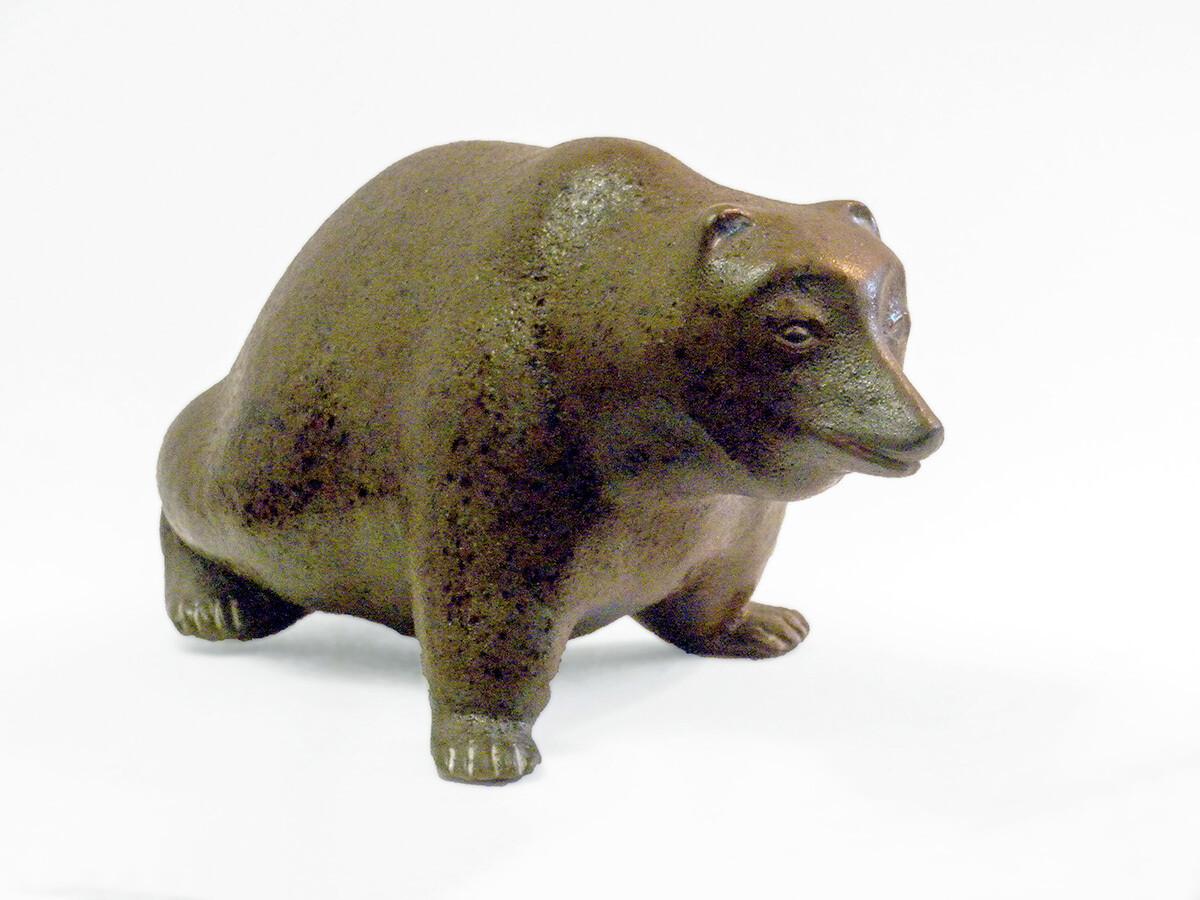 Vintage Bear Prototype by Susan Mackenzie Andersen