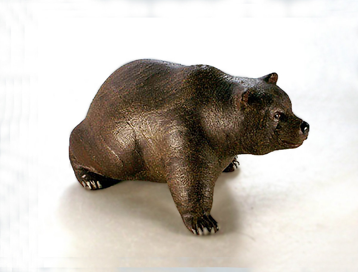 Bear, Natural Brown