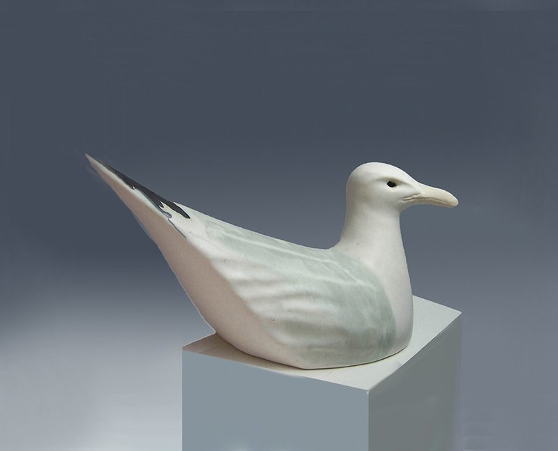Floating Gull, Second Quality